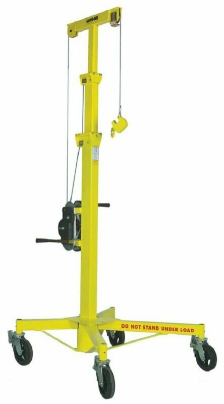 Sumner 780303 R-250 Roust-A-Bout Material Lift,25