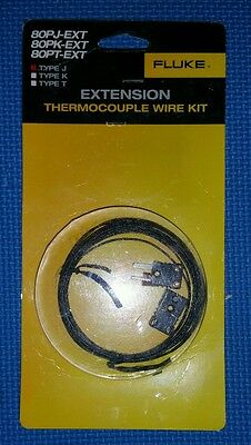 Fluke Thermocouple Wire Kit 80pj-ext
