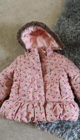 Ted baker coat age 2-3