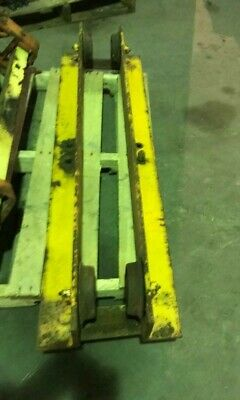 5 I Beam Girder Underhung Push Pull Trolley - 40 Spread