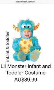 Monster costume for a baby Seville Grove Armadale Area Preview