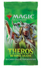 Theros Beyond Death Collector Booster Pack x3 English SEALED MTG