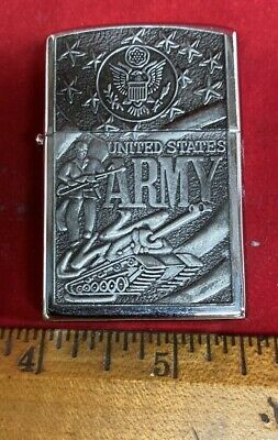 1996 United States Army Zippo Lighter