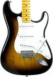 Fender Custom Shop Yuriy S Masterbuilt 50th Anniversary 1954