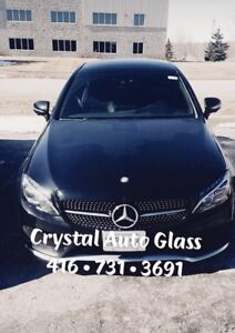 CRACKED WINDSHIELD OR STONE CHIP REPAIR