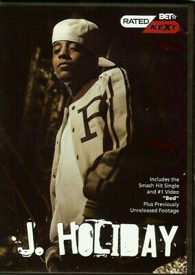 J Holiday-bed (J. HOLIDAY - BED - DVD - NEW - SEALED -