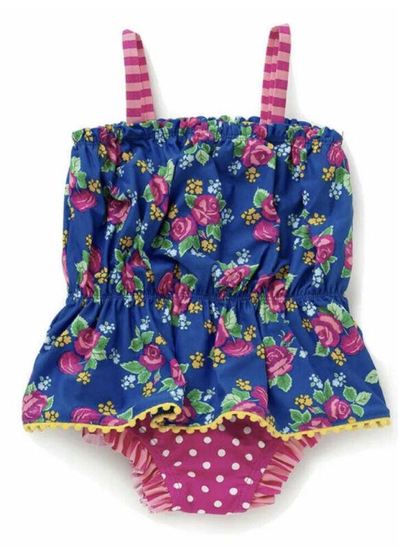 Matilda Jane Infant Girls Brilliant Daydream Beach Swimsuit 3-6 M NWT 279335
