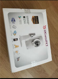 Wireless Home Security Camera, 1080P Full HD video