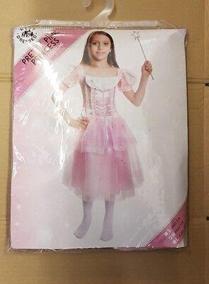 Girl's Pretty Pink Princess Fancy Dress Costume ()