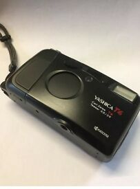 Yashica T4 35mm compact film camera