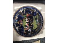 Authentic Evertonian collectors plate