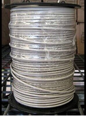 100/' EA THHN THWN 6 AWG GAUGE BLACK WHITE RED GREEN STRANDED COPPER  WIRE