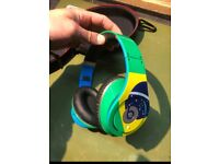 Beats Headphones Ultra Rare 'Brazil World Cup' Edition