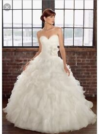 Mori Lee wedding dress size 16