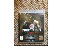 PS3 game- Fight Night Champion
