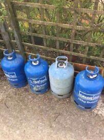 Gas bottle 15kgs