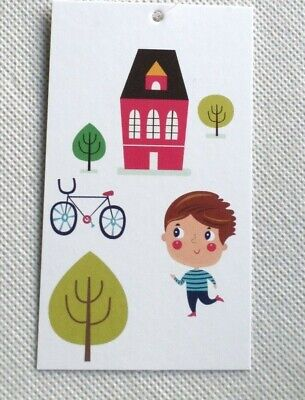 250 Hang Tags Retail Tags Young Boy Clothing Tags Resale Tags Merchandise Tags