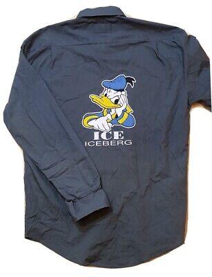 ICEBERG Shirt LONG SLEEVE  Size L / XL