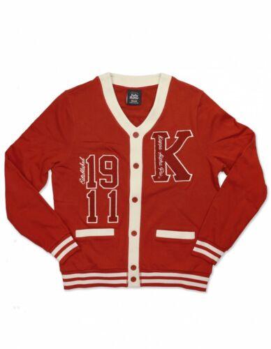 Kappa Alpha Psi Fraternity Lightweight Cardigan-Size 3XL-New!