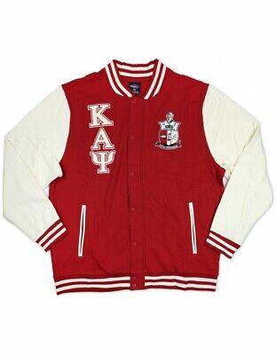 Kappa Alpha Psi Fraternity Fleece Jacket- Size 5XL-New!