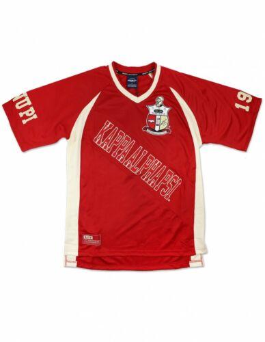 Kappa Alpha Psi Fraternity Football Jersey-Size 2XL-New!