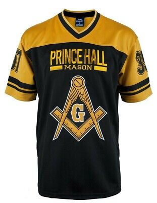 Prince Hall Mason Football Jersey- Size 3XL-New!