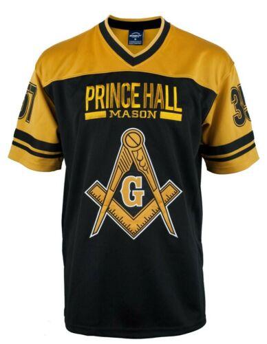 Prince Hall Mason Football Jersey- Size XL-New!