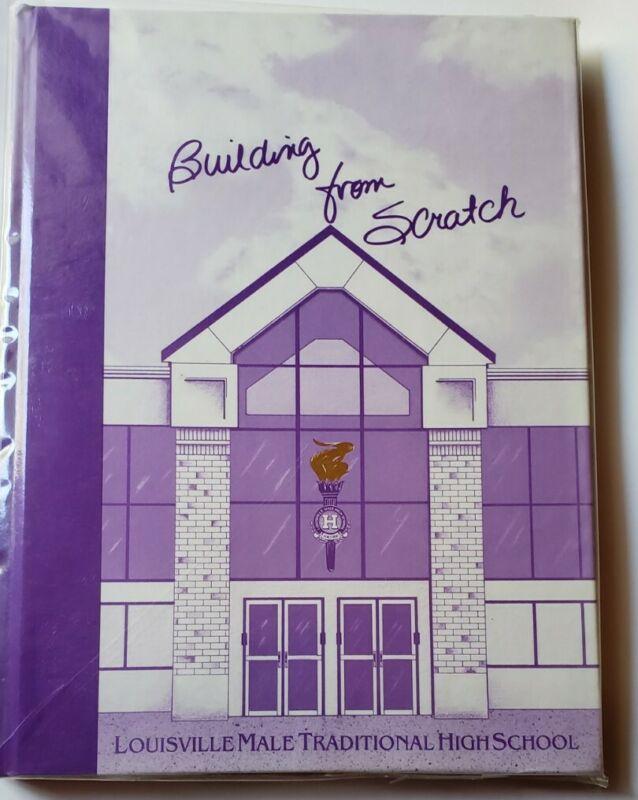 The 1992 Louisville Male High School Kentucky Yearbook