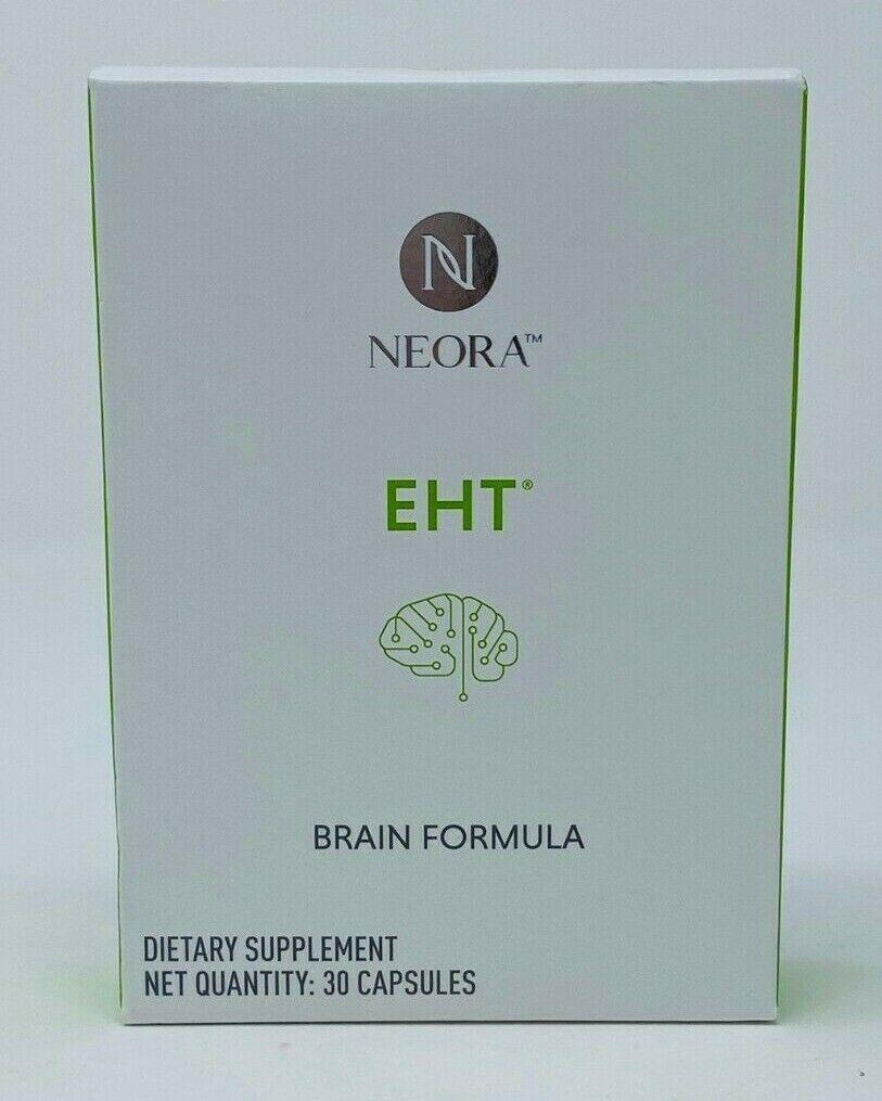 Neora (Nerium) EHT Mind Enhancement Brain Formula (30 Capsules) NEW/SEALED