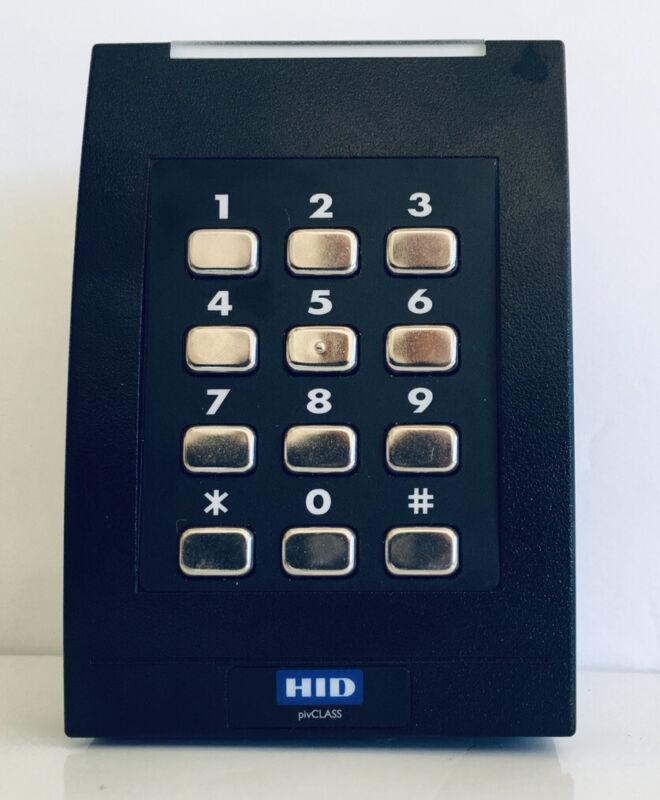 HID pivClass RPK40-H Wall Switch Keypad Reader(921PHRNEK0033B)-(RPK40EKNR)