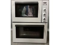 Zanussi Integrated Oven ZUF270W/FS4952, 3 months warranty, delivery available in Devon/Cornwall