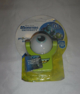 Disney Pixar Monsters University Mike & Sully Projectables LED Night Light