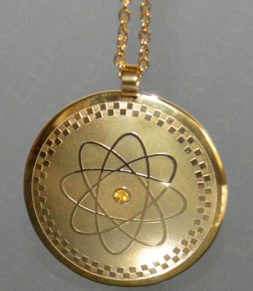 Energy Pendant Scalar Quantum Ions Negative Necklace Emf ...