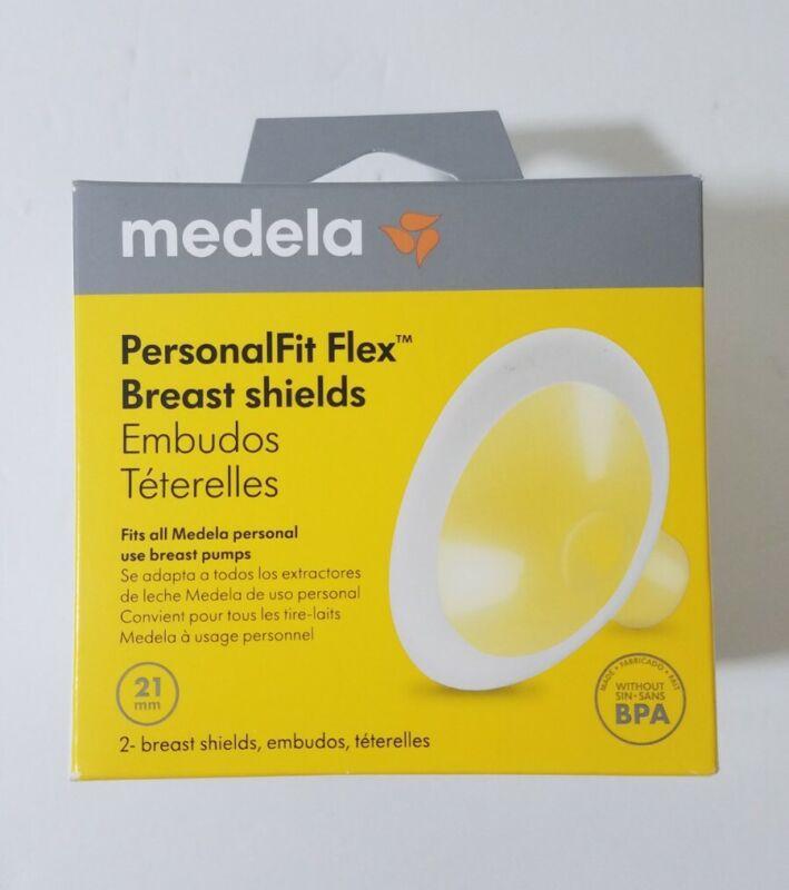 Medela PersonalFit Flex Breast Shields Pack of 2 - Damaged Packaging