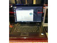 ADVENT ROMA 3000 160GB HDD 4.00GB RAM PENTIUM DUAL CORE 2.10GHZ LAPTOP