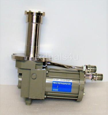 Ulvac Cryogenics Rs10 Rs-10 Cryo Refrigerator Unit Assembly