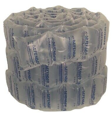 8x8 Air Pillows 40 Gallon Void Fill Packaging Compare Packing Peanuts Cushioning