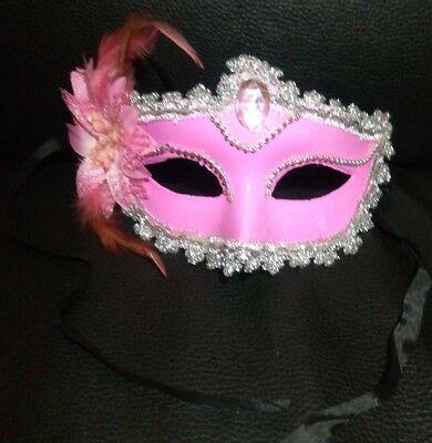 Venezianische Maske Karneval Maskenball Edel Fasching Kostüm Gesichtsmaske - Maskenball Kostüm