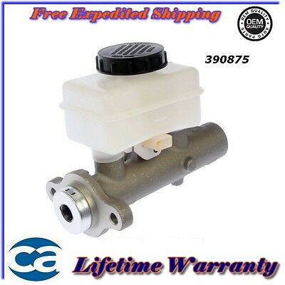 Naturally Aspirated Brake - Brake Master Cylinder Fits 03/04 Nissan Frontier Xterra Naturally Aspirated, 4WD