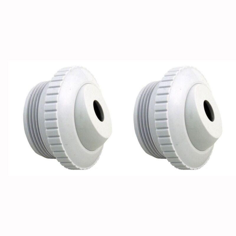 """2 Pack Pool Spa Hydrostream Return Jet Fitting 3/4"""" Opening For Hayward SP1419D"""