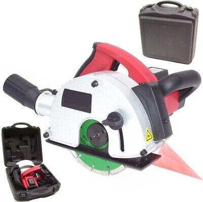 Rozadora con laser Cortadora Regatadora 55498 Rozadora eléctrica Fresadora Jardi
