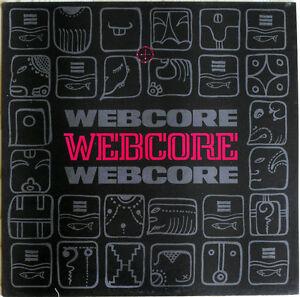 WEBCORE-Webcore-Webcore-2nd-album-vinyl-LP-80s-psychedelic-prog-rock-new