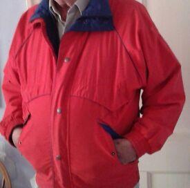 Man,s waterproof jacket