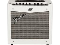 WANTED! Fender Mustang ii V.2 amp in WHITE!