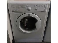 £120 Indesit Washing Machine – 6 Months Warranty