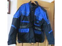 Buffalo Motorcycle Jacket size L
