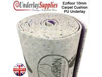 10mm Carpet Underlay Size 15sqm