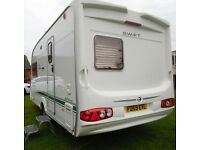 2004 SWIFT CHALLENGER 470 SE 2 BERTH WITH MOTOR MOVER,EXCELLENT COND. ANY INSPECTION WELCOME.