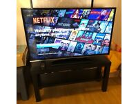 "JVC LT-40C750 Smart Netflix 40"" LED HD TV"