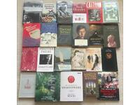 Large job lot of mostly first edition books. Mainly fiction.